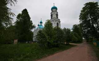 Глебовское озеро ярославская область