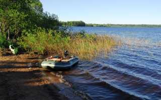 Рыбалка озеро граничное фировский район
