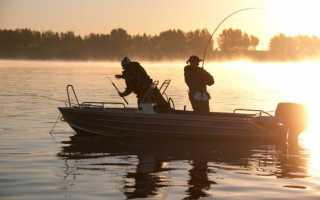 Рыбалка на идолге