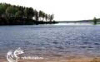 Озеро ильичевское рыбалка
