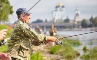 Рыбалка великие луки форум