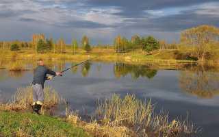 Рыбалка киров
