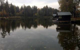 Рыбалка в копнино раменский район