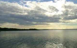 Чухломское озеро рыбалка