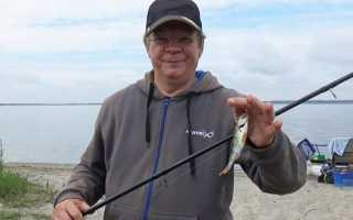 Мыркай рыбалка