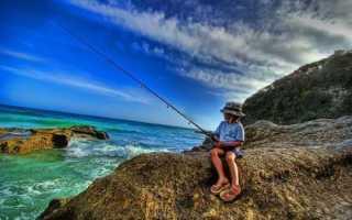 Рыбалка в белогорье