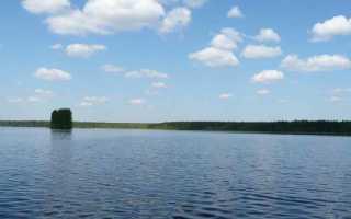 Кубринск рыбалка