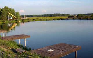 Рыбалка в юрлово можайского района