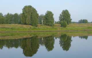 Озеро окатово курганская область