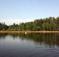 Озеро пятницкое