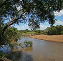 Река мельгуновка