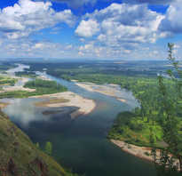 Река туба рыбалка