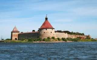 Температура воды в озерах ленинградской области