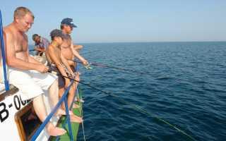 Рыбалка в бахчисарайском районе