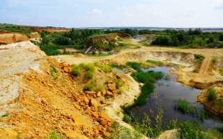 Кадамовский пруд
