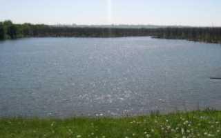 Озеро ольховое уфа