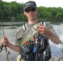 Рыбалка на веселовском