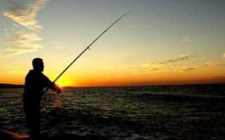 Рыбалка в путилково