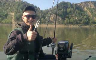 Рыбалка в черемно подгорном