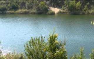 Температура воды в реке кубань