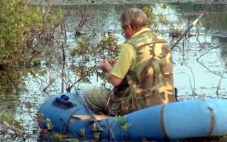 Рыбалка в заволжском тверь