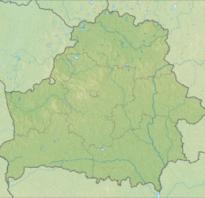 Карта глубин озеро лисно