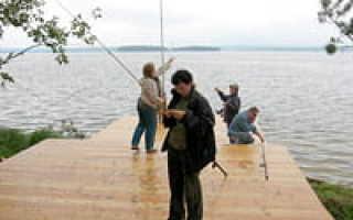 Озеро сабро рыбалка