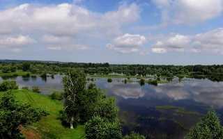 Река сургут самарская область