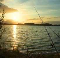 Рыбалка краськово