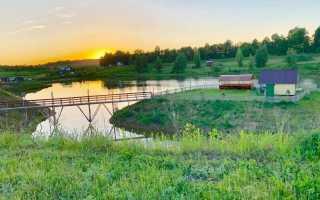 Рыбалка сабурово московская область