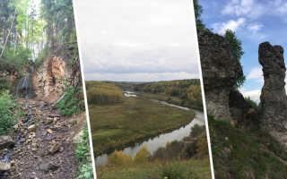 Озера советского района кировской области