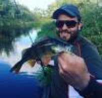 Ибердский рыбалка
