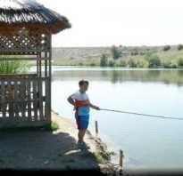 Демьяновка крым рыбалка