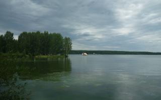 Каменное озеро свердловская область рыбалка