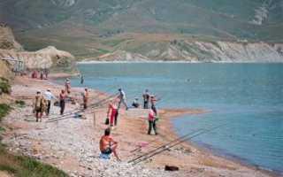 Рыбалка в михайловке сакский район
