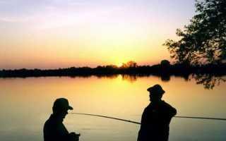 Рыбалка в заводоуковском районе