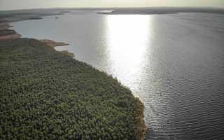Толщина льда озеро аятское