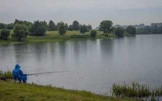 Рыбалка в тушино