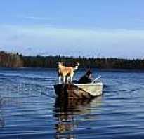 Хижозеро рыбалка
