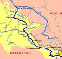Река тарьсма
