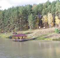 Гати веневский район рыбалка