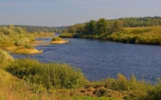 Рыбалка на угре в смоленской области
