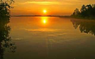 Зауломское озеро рыбалка