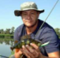 Новотроицк рыбалка