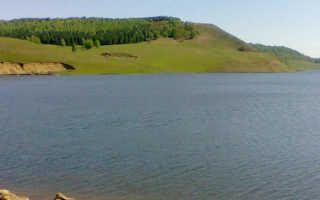 Ермекеевское водохранилище