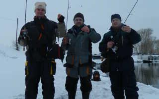 Беловское водохранилище рыбалка