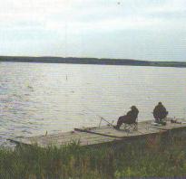 Рыбалка в молотицы