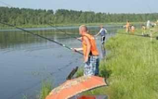 Рыбалка в усолье сибирском