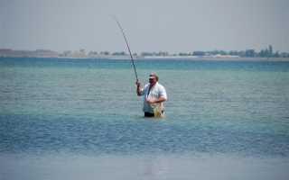 Рыбалка в охотниково сакский район