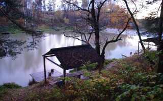 Нечаево тульская область рыбалка